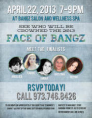 who will be the next face of montclair's bangz salon?